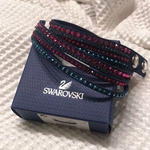 """Swarovski """"slake"""" bracelet"""